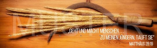 Lesezeichen mit Jahrestext Bildmotiv deutsch 2020 •  Set (10 Stück)