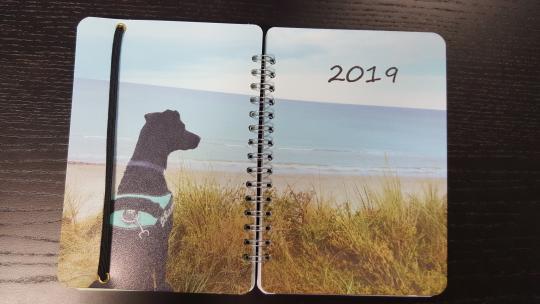 Kalender 2019 - Spiralbindung - Individuelles Design