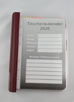 Kalender 2020 im Ringbuch