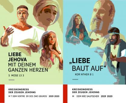 2019 Kreis-Kongress-Notizbuch Druckservice & Bindung