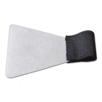 Stifteschlaufe - selbstklebend – Klebefläche ca. 45 x 30 mm