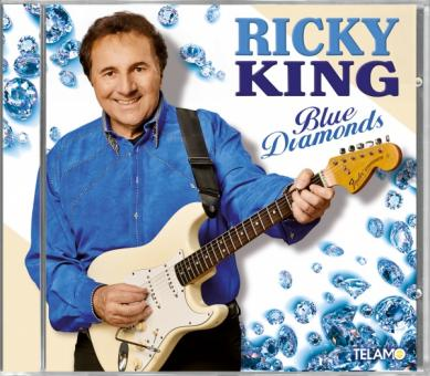 Ricky King - Blue Diamonts