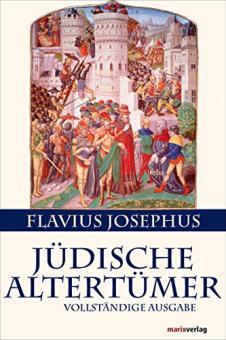 Flavius Josephus: Jüdische Altertümer
