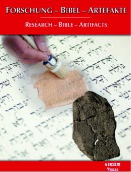 Forschung Bibel Artefakte