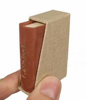 Minibuch - Gästebuch