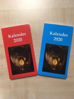 Taschen Wochenkalender 2020